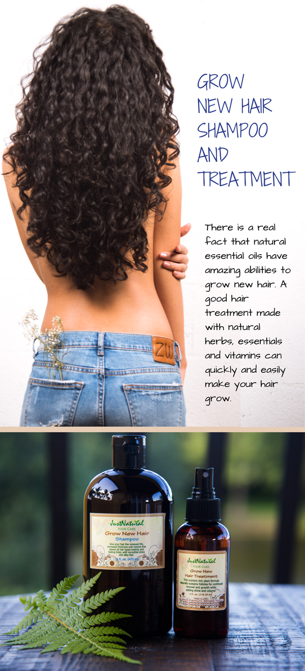 The days of nasty chemicals on hair treatments are gone Now you can