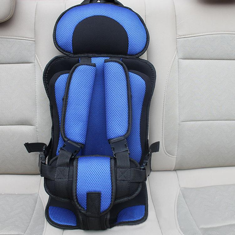 Adjustable Baby Car Seat For 6 Months 5 Years Old Baby Safe Toddler Booster Seat Child Seats Potable Chair In The Baby Car Seats Toddler Booster Seat Child Car Seat