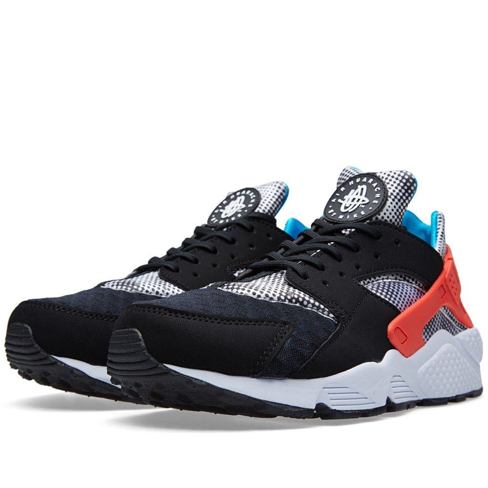 dd3382c91232b4 Nike Air Huarache Run FB QS (Black   White)