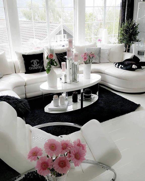 Dream Living Room Designs: Pin By ﮼بنت،محمد 🌸 On Chanel