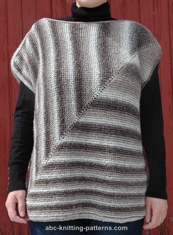 216b94cf1 ABC Knitting Patterns - Make It Square Tunic