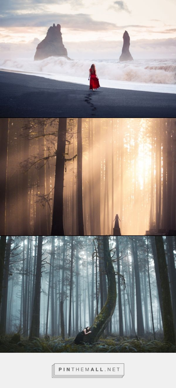 Interview: Elizabeth Gadd Perfectly Captures Tranquility in Nature - My Modern Met - created via http://pinthemall.net