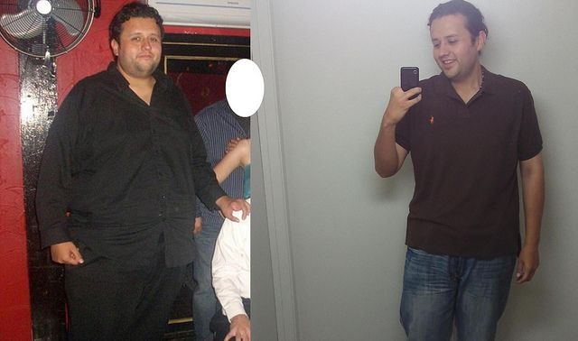 How to Lose 100 Pounds on The Slow-Carb Diet - Real Pics ...
