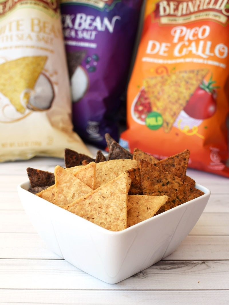 Beanfield 's Bean and Rice Chips (Review): Corn-Free ...