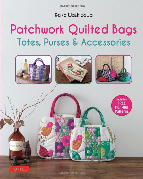 Patchwork Quilted Bags Totes Purses And Accessories Co Uk