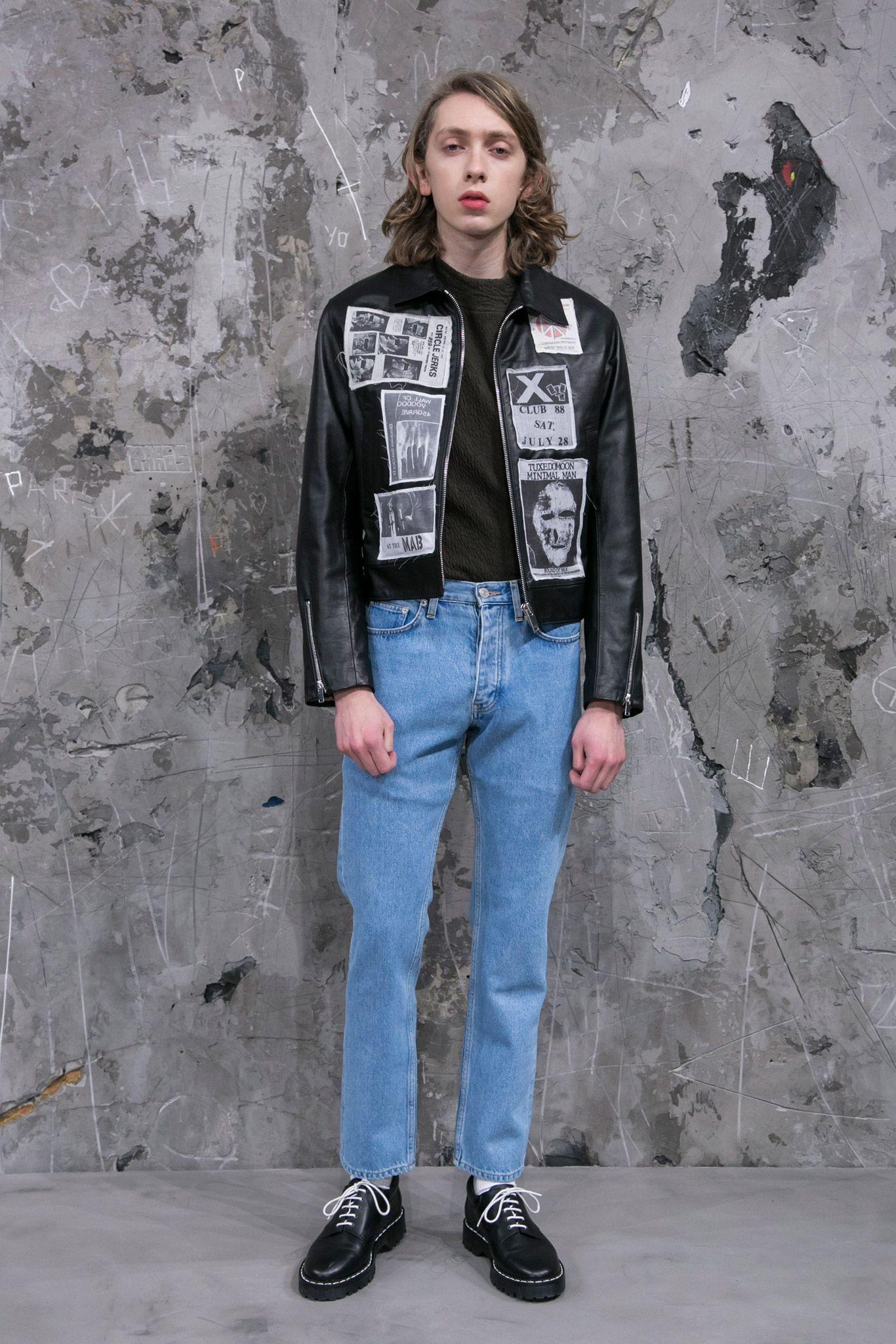 Sandro Fall 2015 Menswear Fashion Show