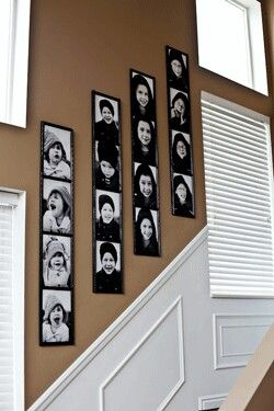 Wanddecoratie Trap Photo Booth Wall Home Diy Decor