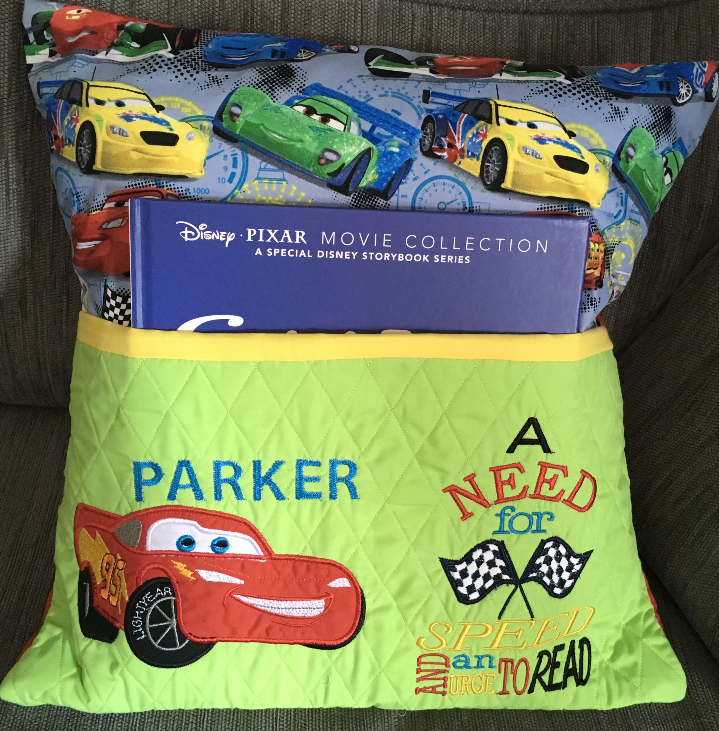 Reading Pillow, Childrens Gifts