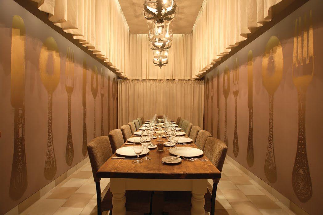 Ella Dining Room And Bar  Interior Design Commercial Design Simple Ella Dining Room & Bar Design Ideas