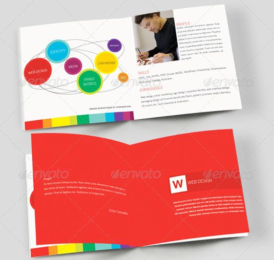 17 Best images about Cool brochures on Pinterest | Corporate ...