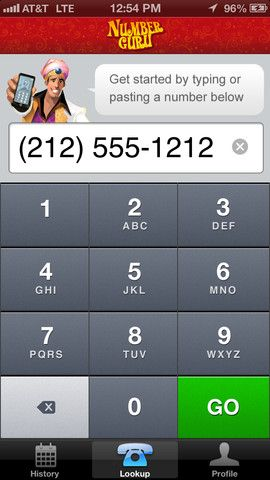 Number Guru Reverse Phone Caller Lookup Reverse Iphone