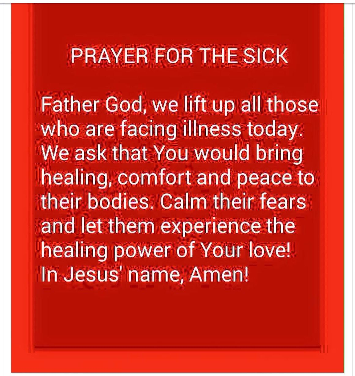 Pin by Vicki Boudreaux on Prayers | Prayers for healing ...