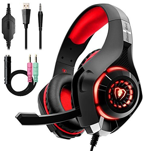 Beexcellent Casque Gaming Pour Ps4 Xbox One Casque Gamer Avec Micro