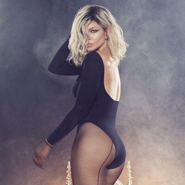 Fergie big ass