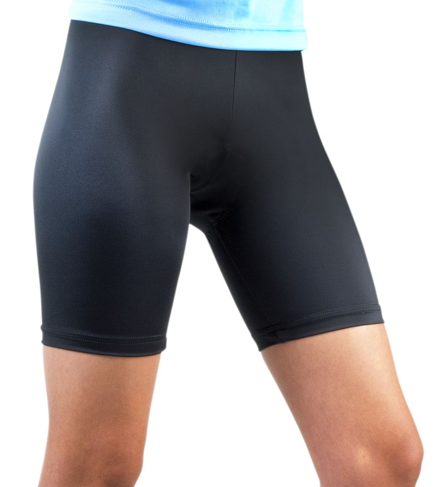 Womens Compression Shorts Fitness Apparel Aero Tech Designs