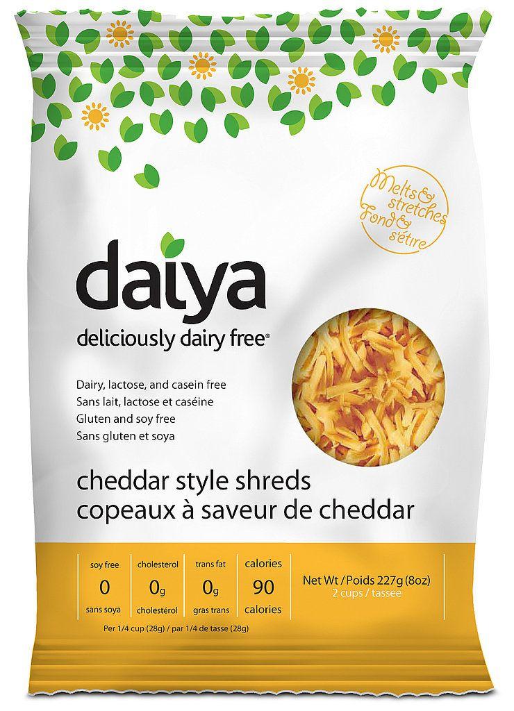Daiya Cheddar Style Shreds Vegan Products Vegan Cheese
