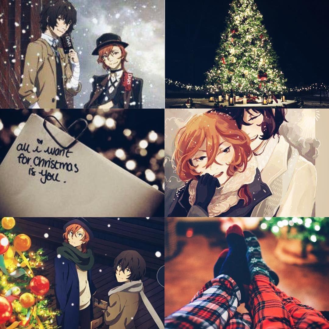 anime aesthetic animeaesthetic christmas
