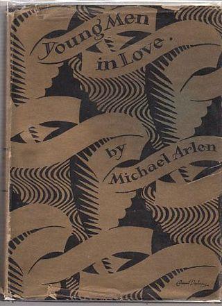 Young Men In Love (in original Dulac dust jacket), 1927 www.oldbookshopofbordentown.com