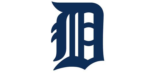 Detroit Tigers Baseball D Symbol Decal For Carlaptop Emblem