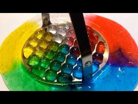 Slime Pressing - Most Satisfying Slime ASMR Video #24