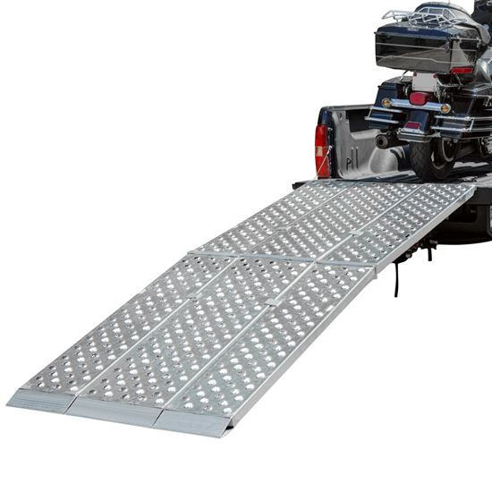 Aluminum Folding Ramps >> Big Boy Ez Rizer Aluminum Folding 3 Piece Trike And