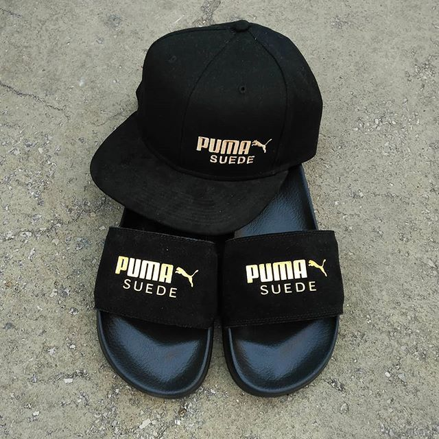 Pack Chanclas Gorra Puma Suede. Size Man   Wmns - Price  4990 (Spain ... 1670edbe60a