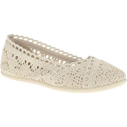 Crochet Slip-On Shoes