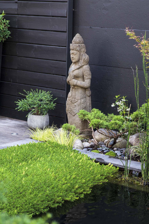 100 Génial Idées Amenagement Bassin Jardin Japonais