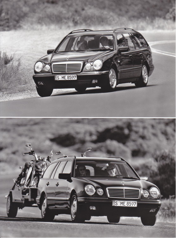 Mercedes-Benz E-Class (S210).