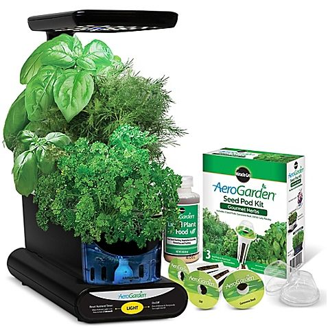 Even Without A Large Sunny Window You Can Grow Fresh 400 x 300