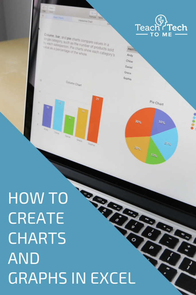 How To Create Charts and Graphs in Excel   Here's a simple