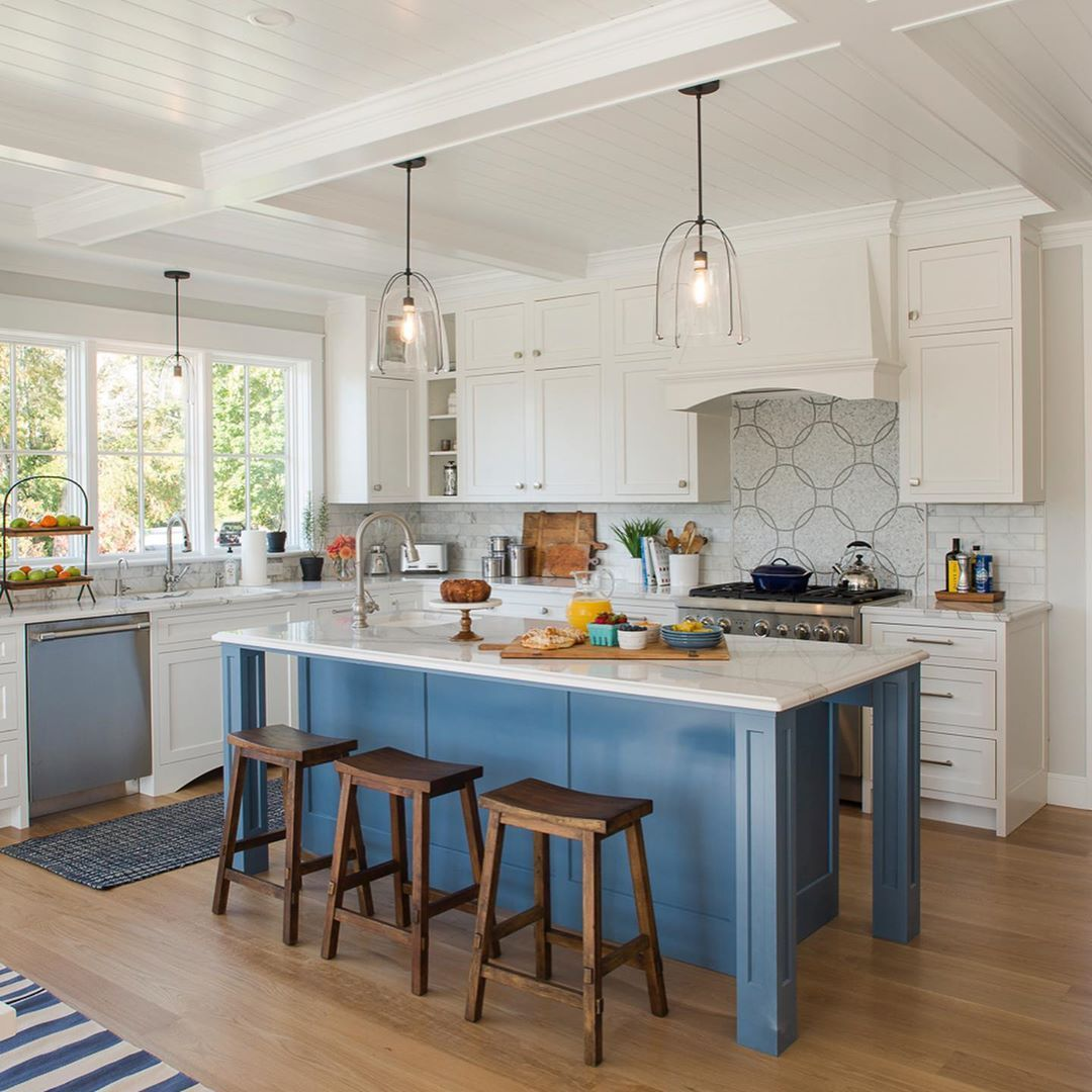 This Old House On Instagram The Westerly Kitchen Is On The Cover Of The Latest Thisoldhouse Magazine And You Can See Why The In 2020 Old Houses Kitchen Old House