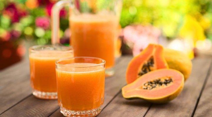 baja de peso con papaya