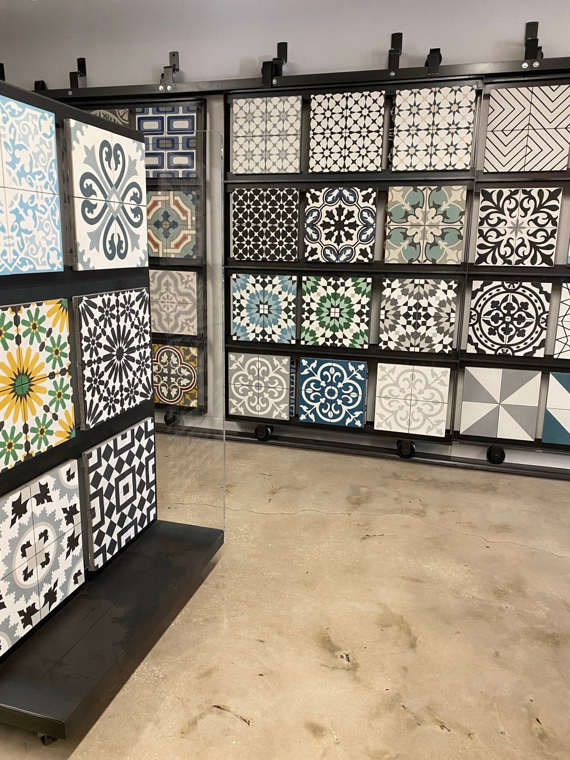 Cement tile shop tampa showroom in 2021 cement tile