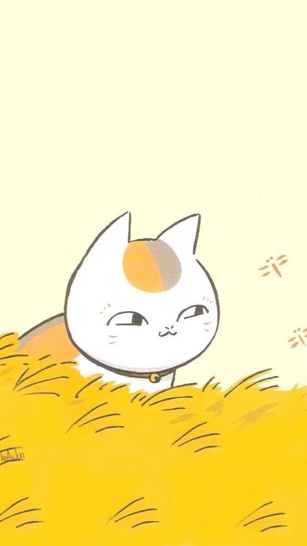 Nyanko Sensei 夏目友人帳 アニメ 夏目友人帳 イラスト 猫のイラスト