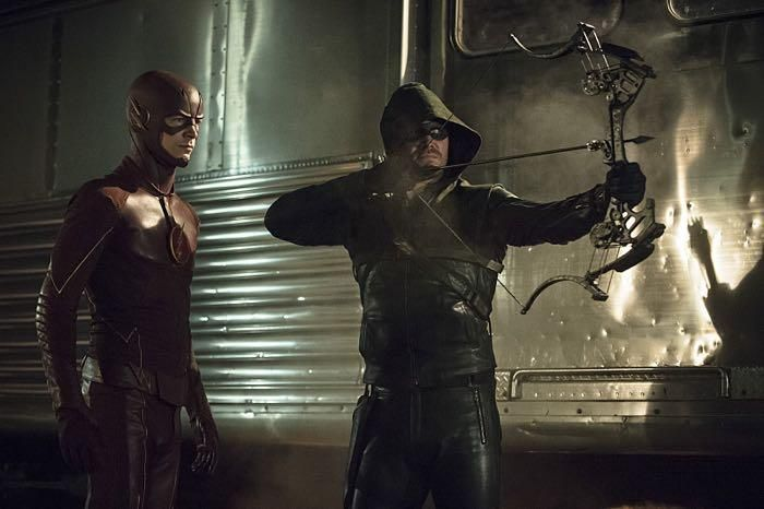 Can't wait for Part 2 of #Arrow & #TheFlash Epic 2-night crossover event Tonight #Flarrow  Embedded image permalink