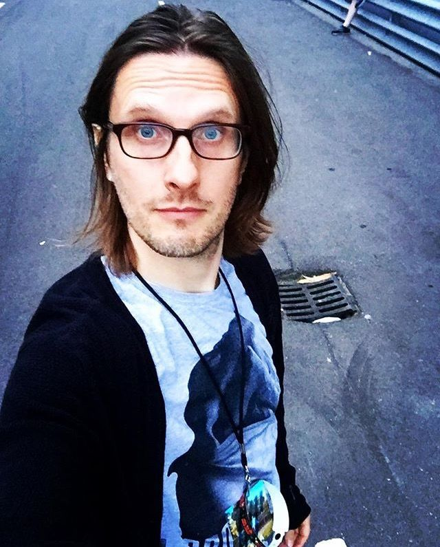 """""""Broke my rules for you...""""-Steven Wilson at North Sea Jazz Festival"""
