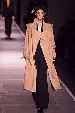 Jean Paul Gaultier Spring 2001 Couture Fashion Show - Jean Paul Gaultier, Kasia Pysiak