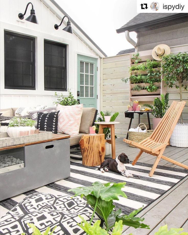 Create A Backyard Oasis Like This One From I Spy DIY By