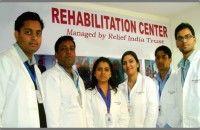 Rehabiliation Center - Doctors Panel at Relief India Trust