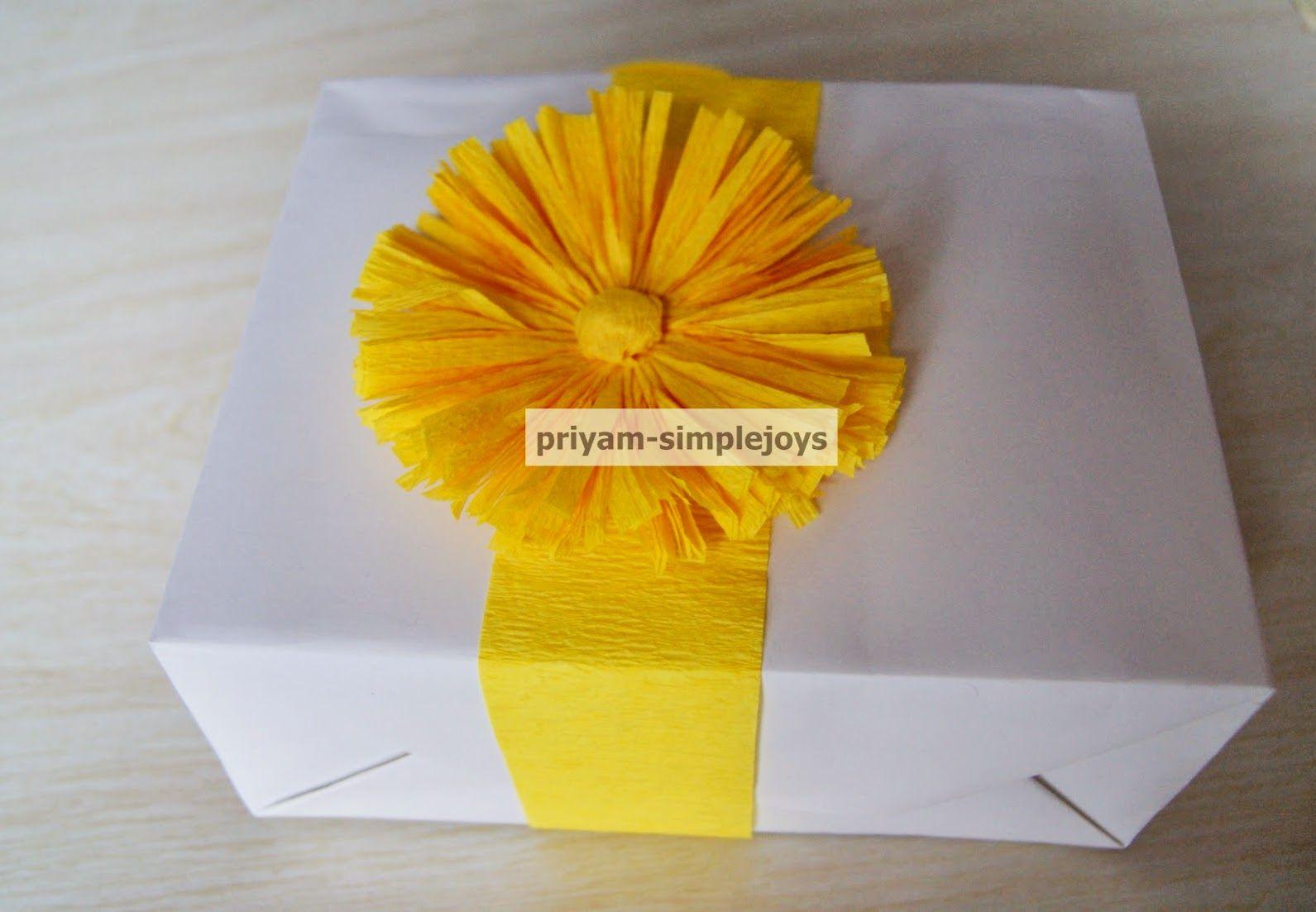 Simplejoys crepe paper flower funtastic friday blog hop