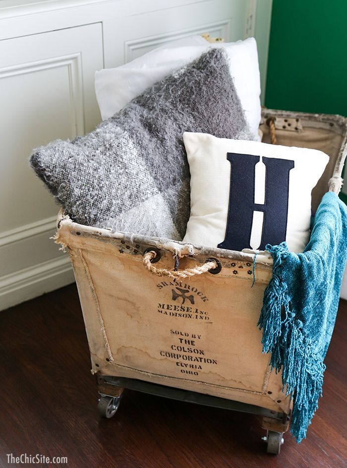 How To Store Your Blankets, Blankets, Organizing   Home Decor