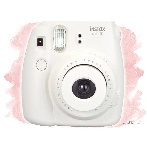 Instax Mini 8 Kamera Witz  Polaroid Bilder von TanyaBrittany