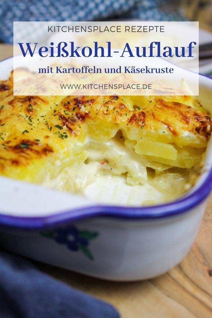 Auflauf aus Weißkohl mit Kartoffeln – kitchensplace