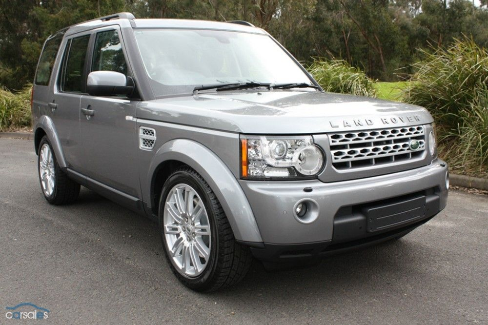 2012 LAND ROVER DISCOVERY 4 Series 4 MY12 SDV6