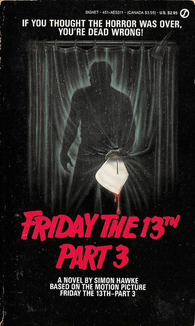 Part 8 Movie POSTER 27 x 40 Kelly Hu NEW LICENSED U.S.A Friday the 13th A