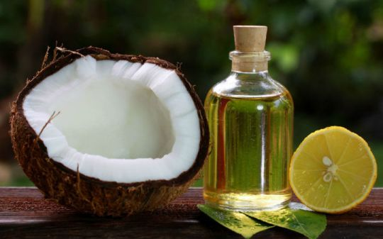 Photo of It is a home-made that creates dry skin and oily skin.
