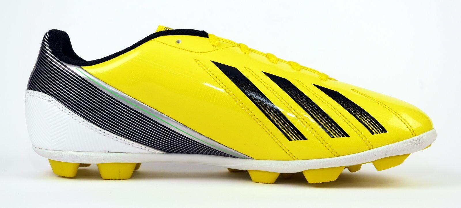 official photos 11482 9d64e Adidas F5 TRX HG gelb Gr. 42 + 44 23 Fußballschuhe http