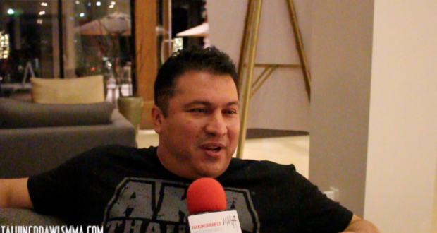 Video – Javier Mendez talks McGregor, White, Velasquez, Cormier, Nurmagomedov, Rockhold & more | TalkingBrawlsMMA.com