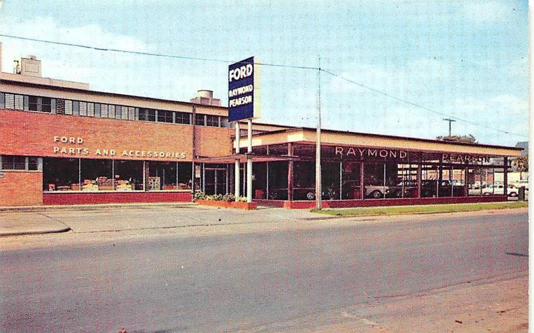 Raymond Pearson Ford Dealership, Houston, Texas Ford